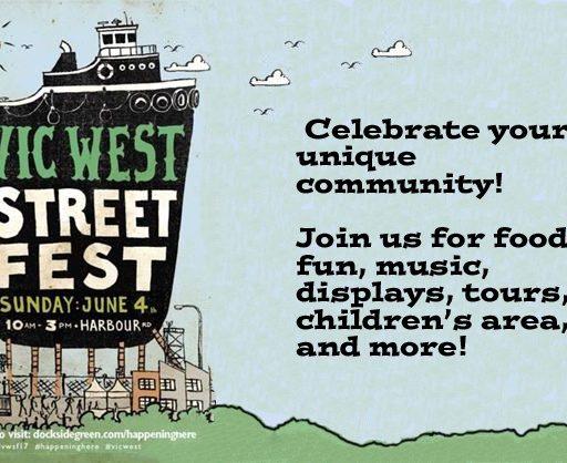 Vic West Street Fest